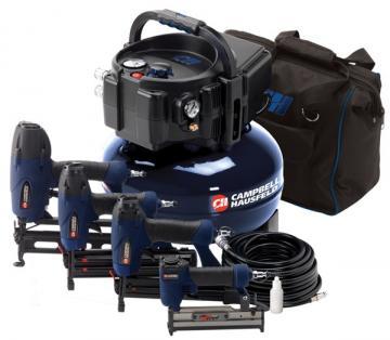 Campbell Hausfeld Nailer/Compressor Kit