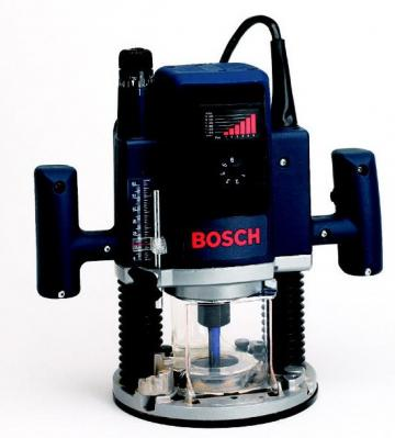 Bosch 1613aevs Plunge Router Wood Magazine