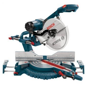 Bosch 5312 Dual-Bevel Sliding Compound Mitersaw