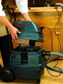 Bosch Airsweep Wet/Dry Vacuum