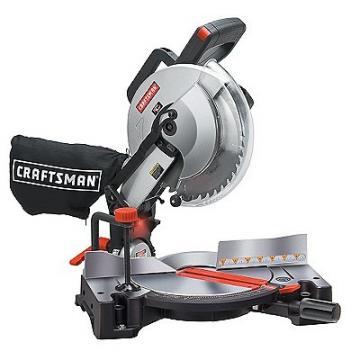 """Craftsman 10"""" Compound Mitersaw 21236"""