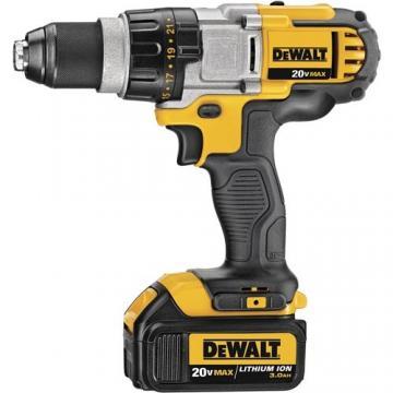 DeWalt 20V 3-Speed Drill/Driver