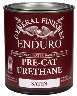 General Finishes Enduro Pre-Cat Urethane