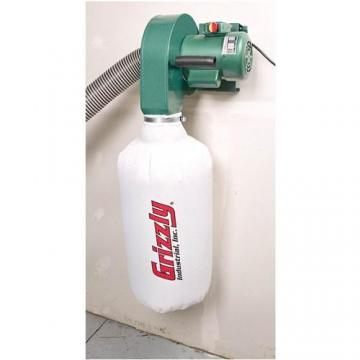 Grizzly Wall-Hanging Dust Collector