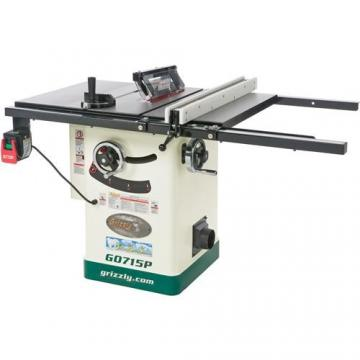 """Grizzly G0715P 10"""" 2-HP Hybrid Tablesaw"""