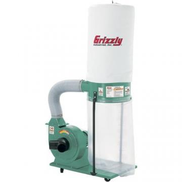 Grizzly 1.5 HP Dust Collector
