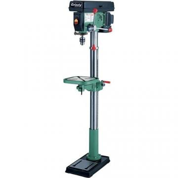 """Grizzly 12-Speed 14"""" Drill Press"""