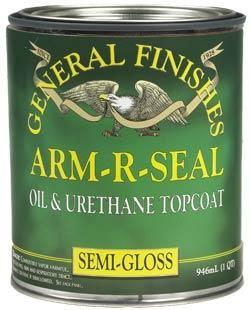 General Finishes Arm-R-Seal Urethane Topcoat