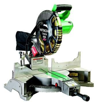 "Hitachi C12LCH 12"" Compound Mitersaw"