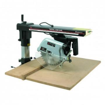 "Chicago Electric 8-1/4"" Radial Arm Saw #42933"