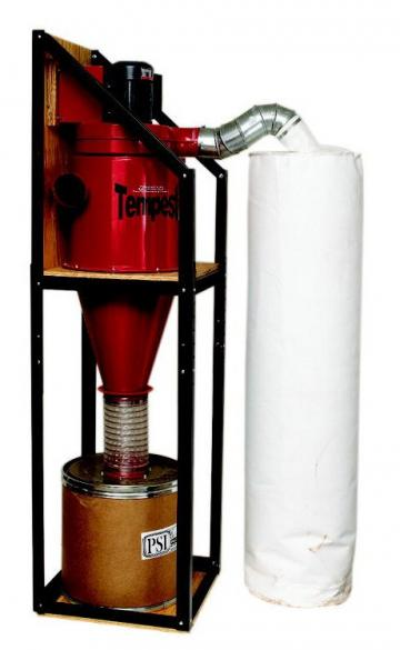 Penn State Tempest Dust Collector