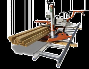 Norwood PortaMill Chainsaw Sawmill