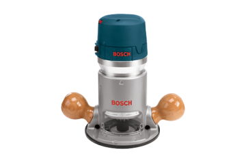 Bosch 2-1/4 HP Fixed Base Router #1617EVS