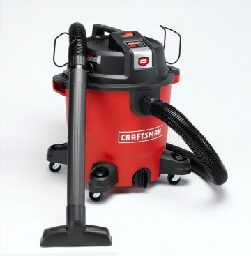 Craftsman XSP 12-gallon wet/dry vacuum