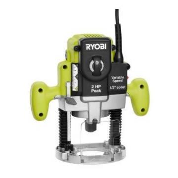 Ryobi 2-hp Plunge Router RE180PL1G