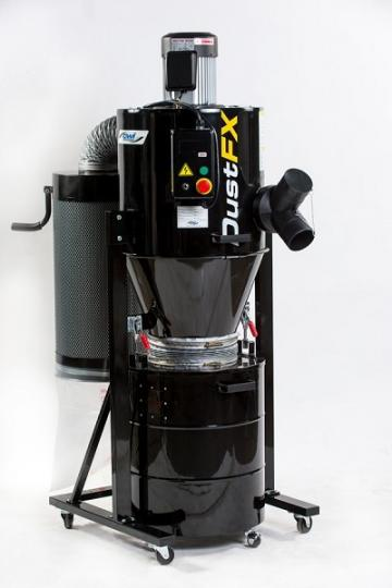 Dust FX 2hp cyclone dust collector