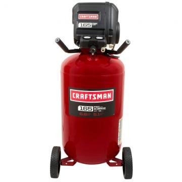 Craftsman 33-Gallon Vertical Air Compressor #16572