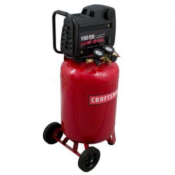 Craftsman 20-Gallon Vertical Air Compressor #16913