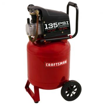 Craftsman 10-Gallon portable air compressor #16923