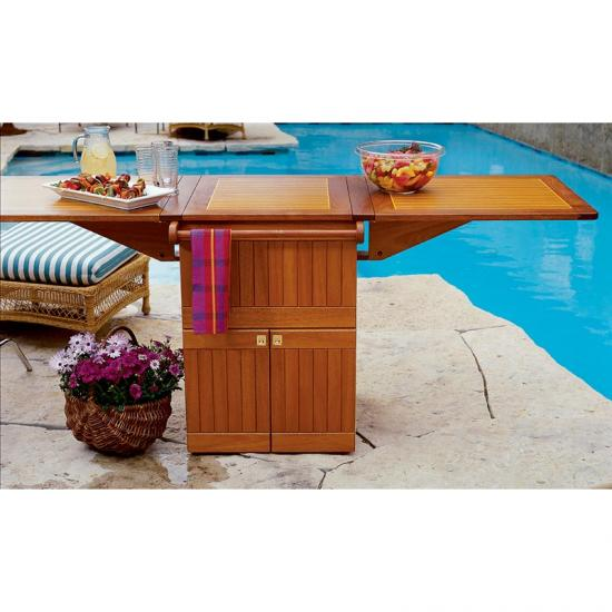 Patio Party Center Table Woodworking Plan | WOOD Magazine